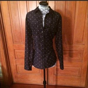 Blouse NWOT lost moving